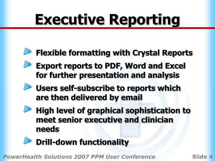PPT - Digital Dashboard  Executive Reporting PowerPoint