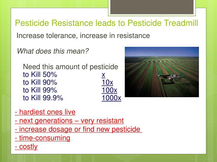 PPT - Pesticides PowerPoint Presentation - ID2483349
