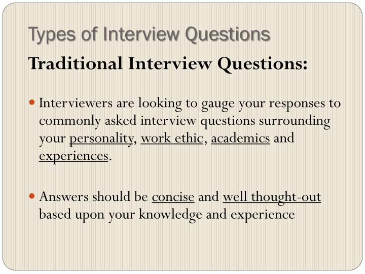 PPT - Ace Your First Professional Interview PowerPoint Presentation