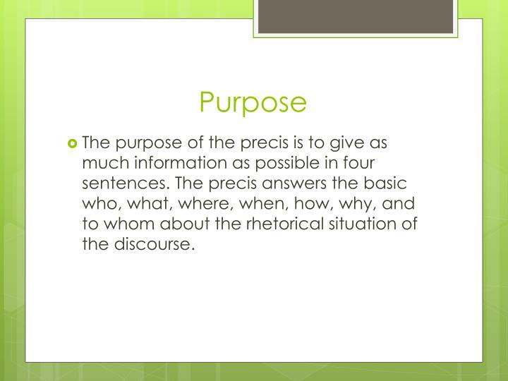PPT - The Rhetorical Precis PowerPoint Presentation - ID2602187 - rhetorical precis template