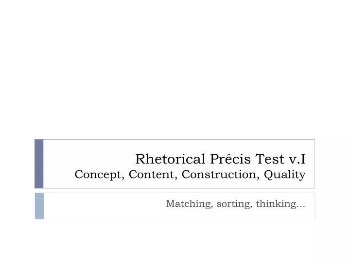 Rhetorical precis essay Coursework Writing Service duhomeworkqptf - rhetorical precis template