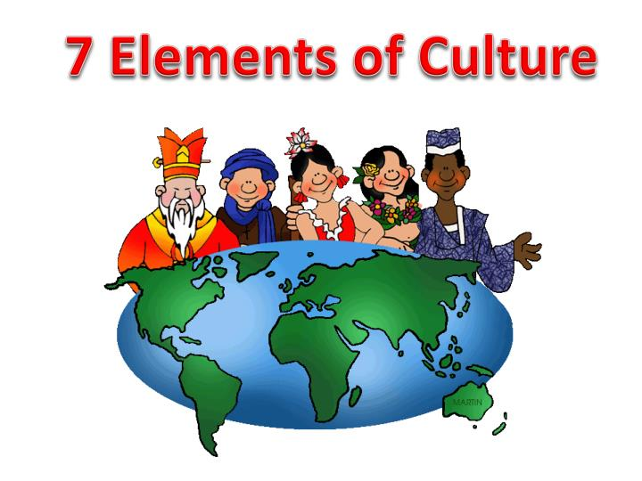 PPT - 7 Elements of Culture PowerPoint Presentation - ID2609421