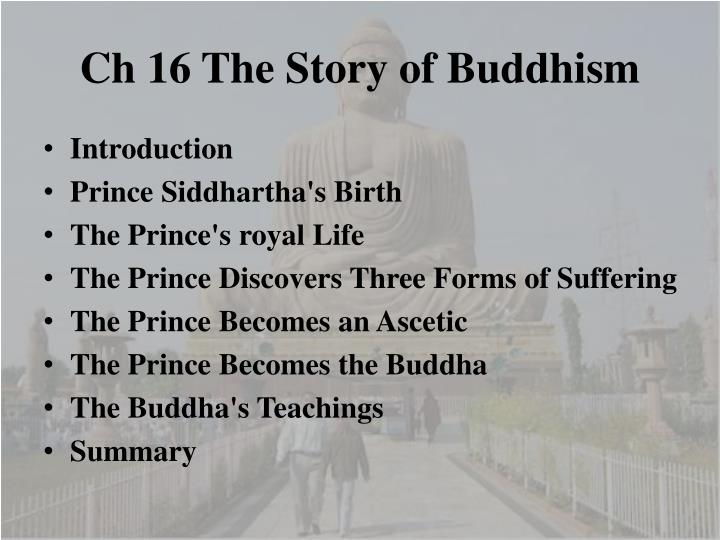 PPT - Ch 16 The Story of Buddhism PowerPoint Presentation - ID2616779 - buddhism powerpoint
