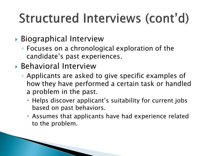 PPT - Interviewing PowerPoint Presentation - ID2741809