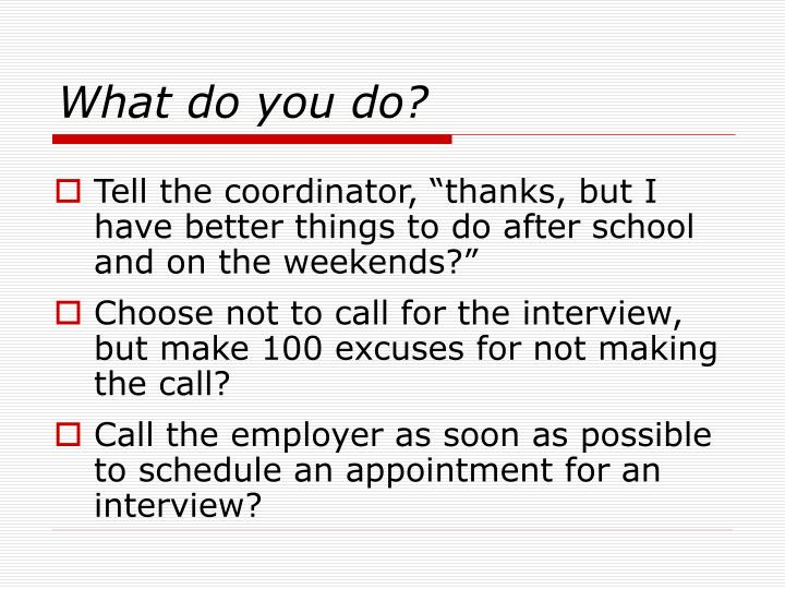 PPT - Interview Scenarios PowerPoint Presentation - ID2759924 - interview scenarios