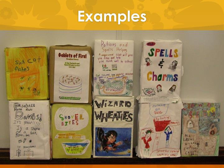 PPT - Cereal Box Book Report PowerPoint Presentation - ID2824787