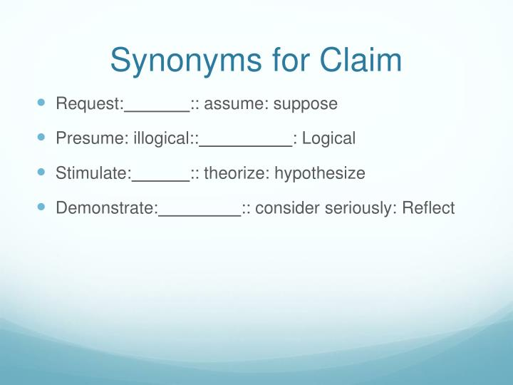 PPT - Synonyms/Vocab PowerPoint Presentation - ID2848074