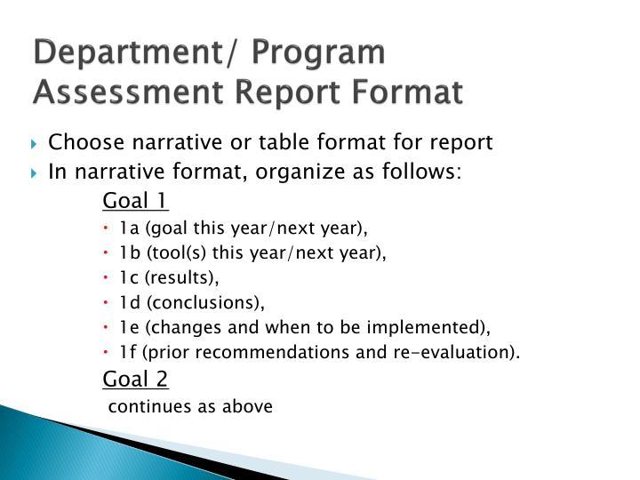 Assessment Report Format Sample Risk Assessment Report Documents In