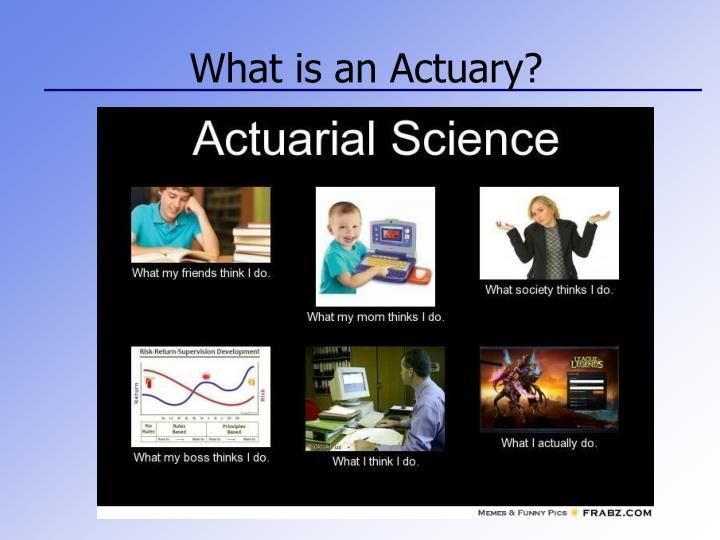 PPT - Consider a Career as an Actuary PowerPoint Presentation - ID