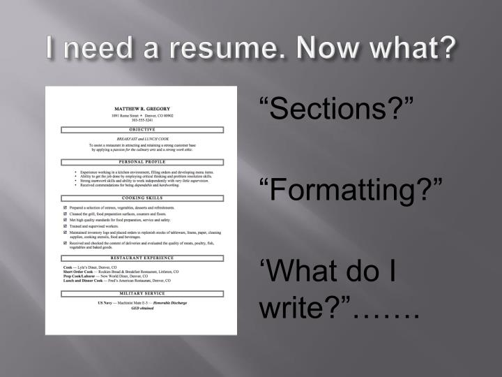 making a resume help need resume format resume format and resume