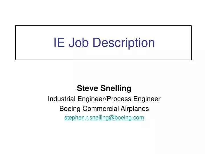 Process Engineer Job Description process engineer job description - software developer job description