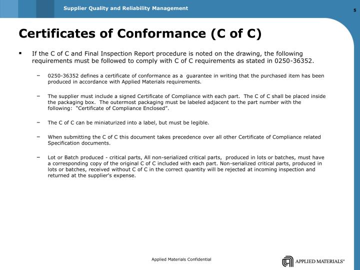 Certificate Of Compliance Template wbbbb accounting  management - certificate of compliance template