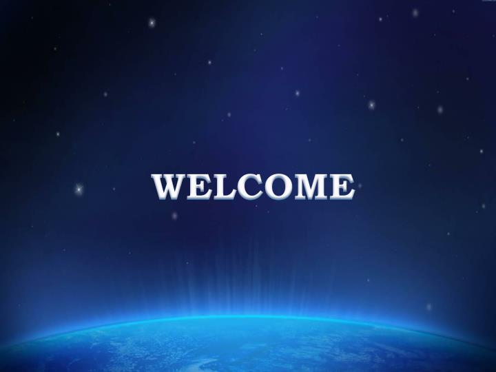 Welcome Slide For Ppt Ppt Welcome Powerpoint Presentation Id 3317766