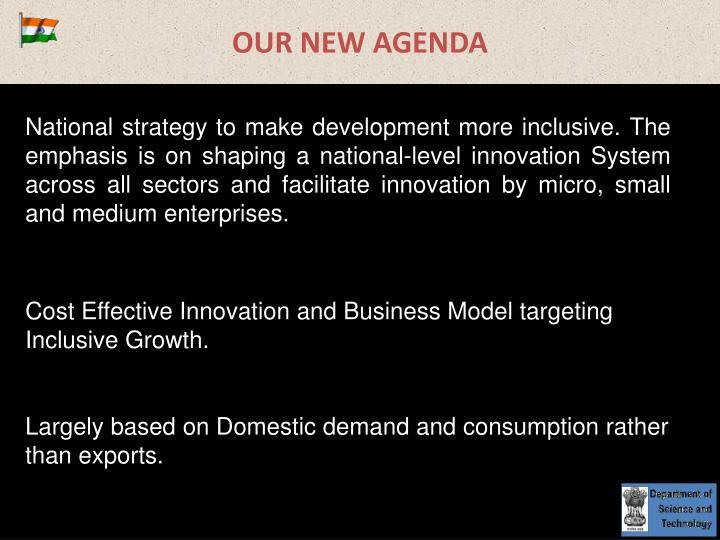 Business Agenda Small Medium Enterprises Agenda Economic