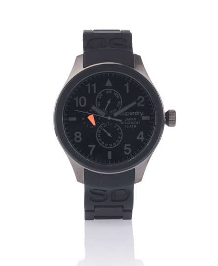 Superdry Scuba Multi-Dial Watch