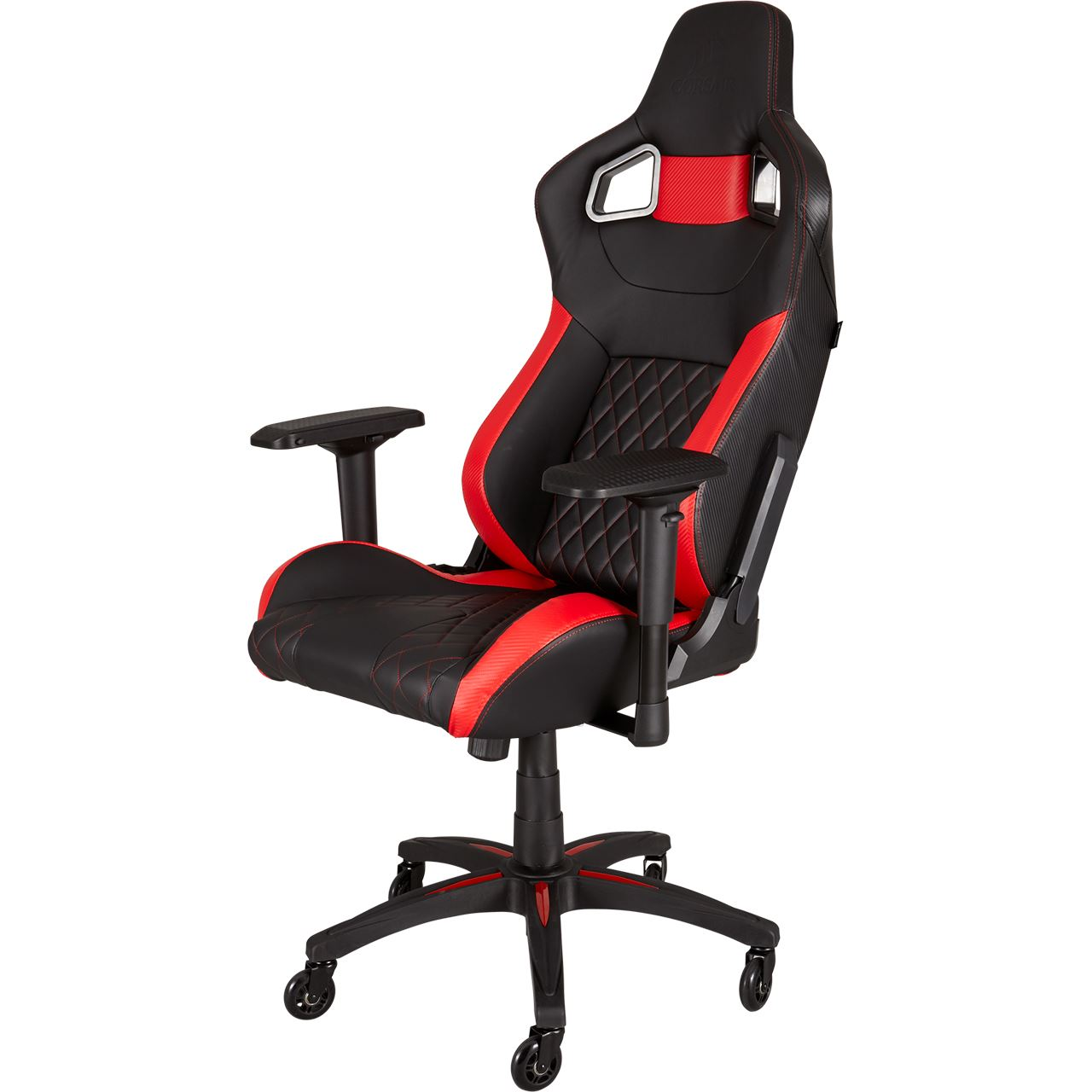 Gaming Stuhl Racer Corsair T1 Race Gaming Chair Schwarz Rot