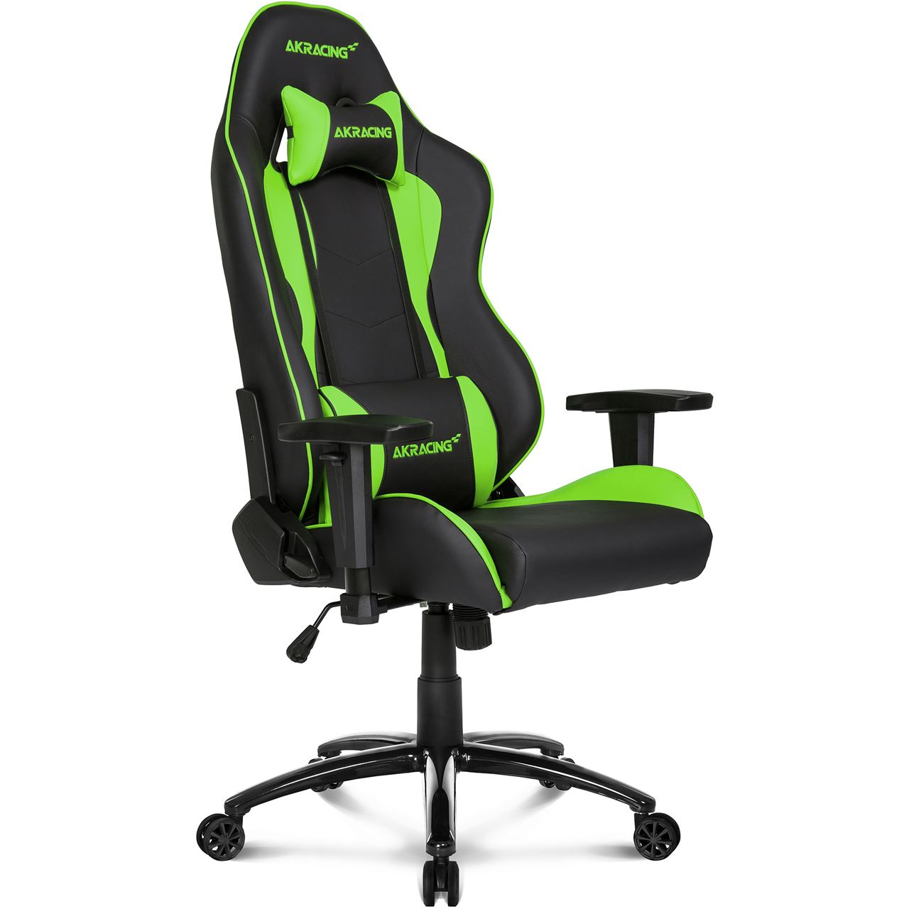Seat Grün Akracing Nitro Gaming Chair Schwarz Grün Gaming Seats
