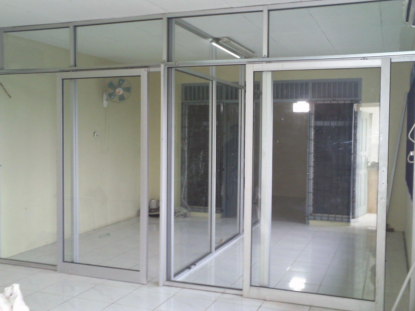 Rumah Aluminium Sell Office Partitions Aluminium Glass From Indonesia By Pt Eterna Multi Kreasi Cheap Price