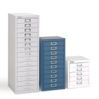 Bisley Small Filing Cabinet | AJ Products