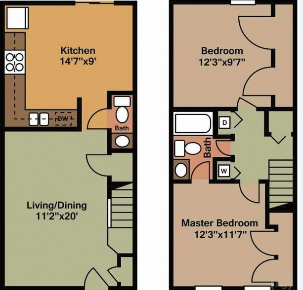 Elmtree Townhouse Apartments - Martinsburg, WV Apartment Finder