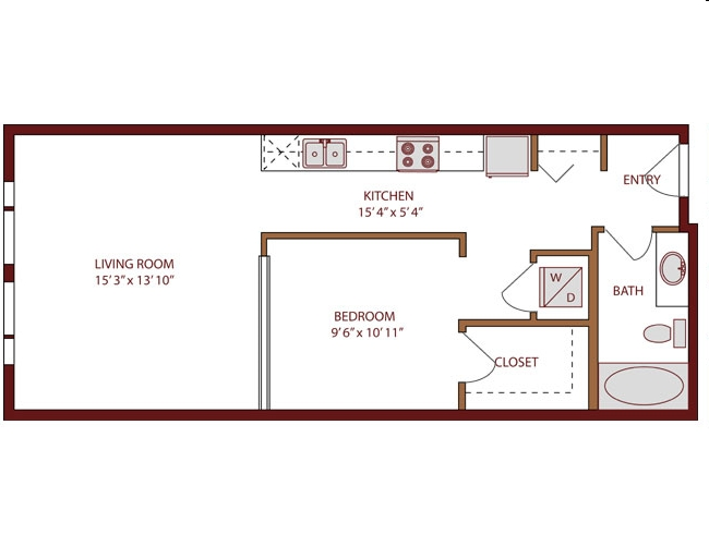 AMLI 535 - Seattle, WA Apartment Finder