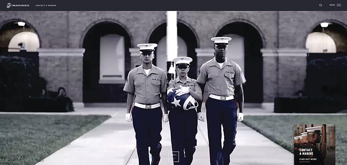 United States Marine Corps Communication Arts