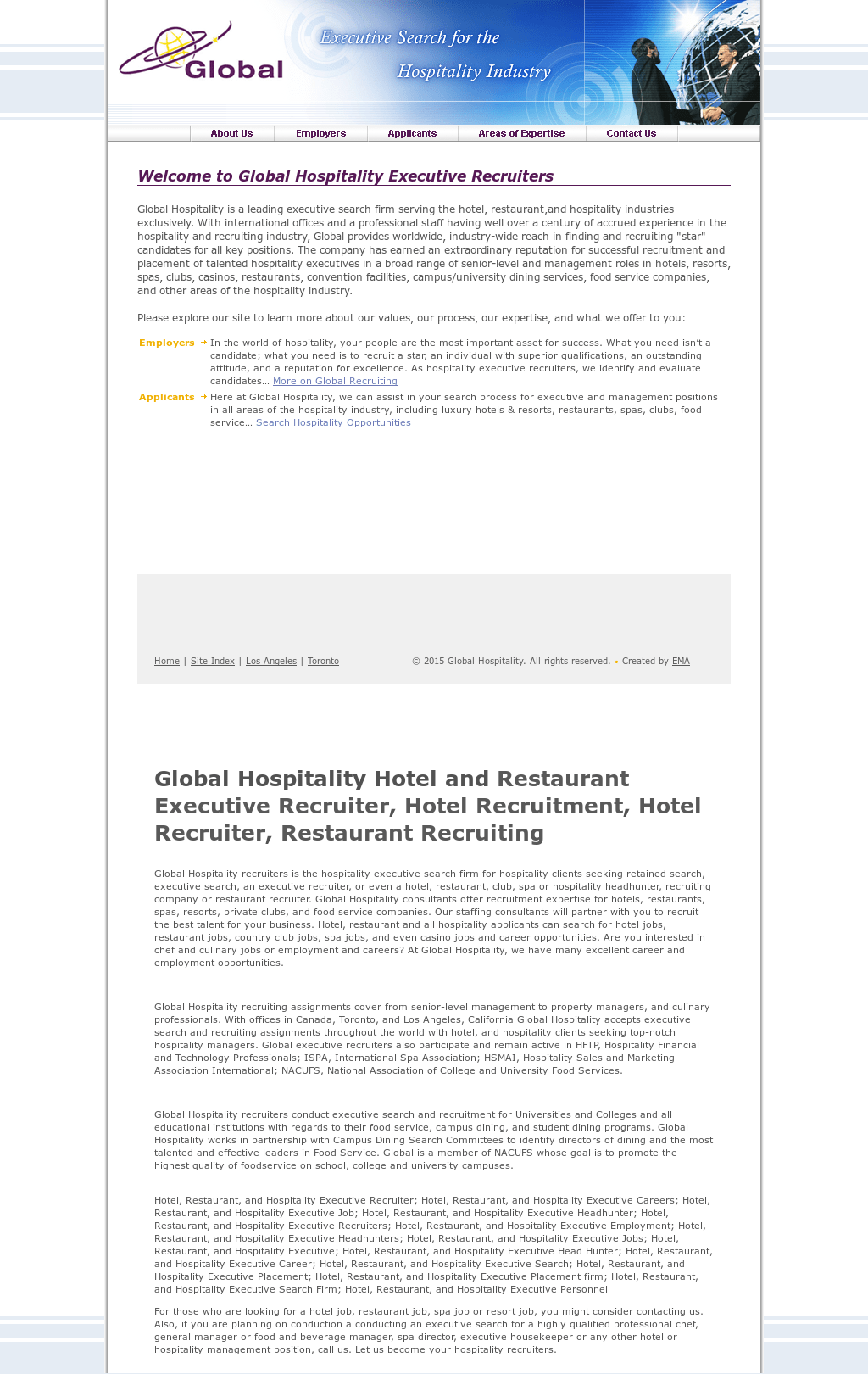 Hospitality Job Recruitment Global Hospitality Competitors Revenue And Employees Owler