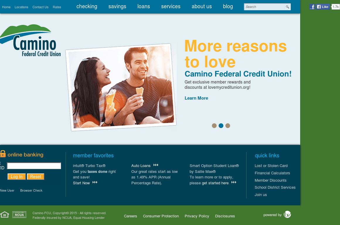 Camino Online Banking Camino Fcu Competitors Revenue And Employees Owler Company Profile