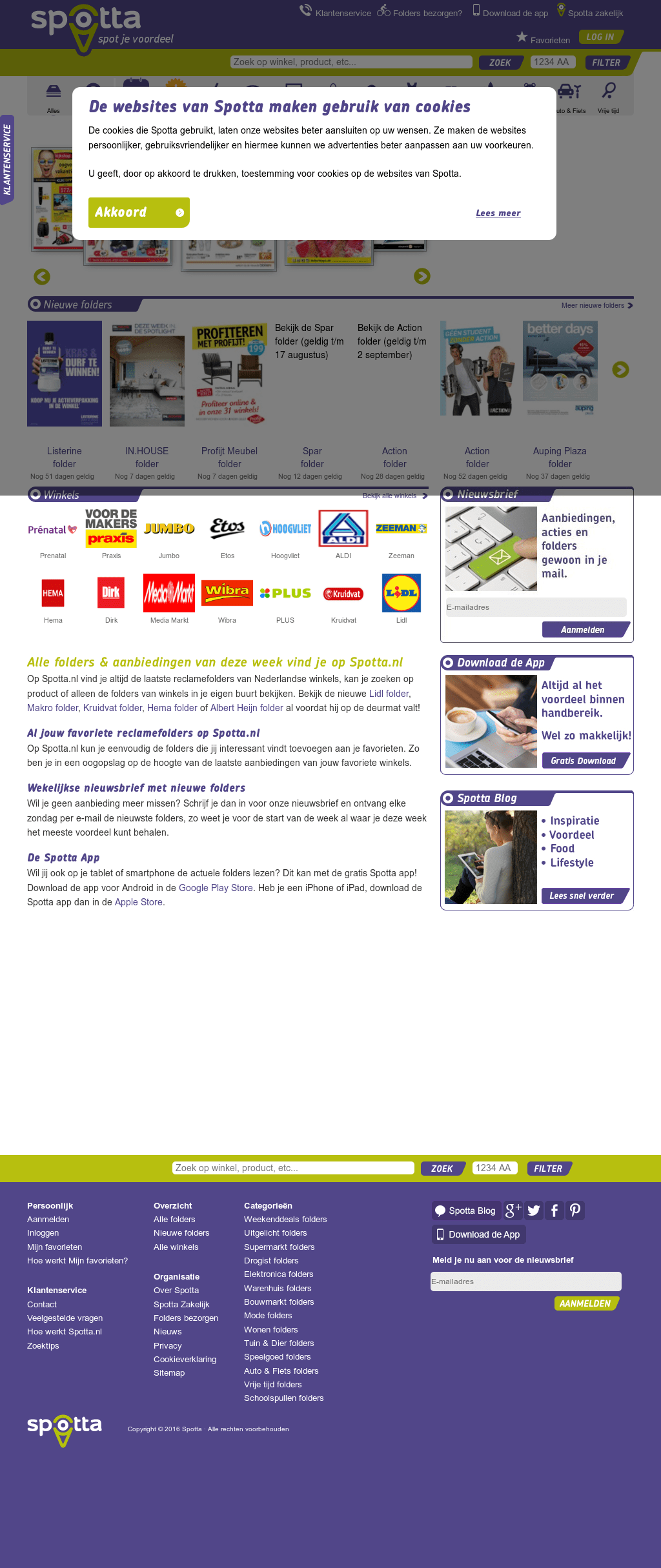 Action Folder Nl Kortingsbon Nl Competitors Revenue And Employees Owler Company