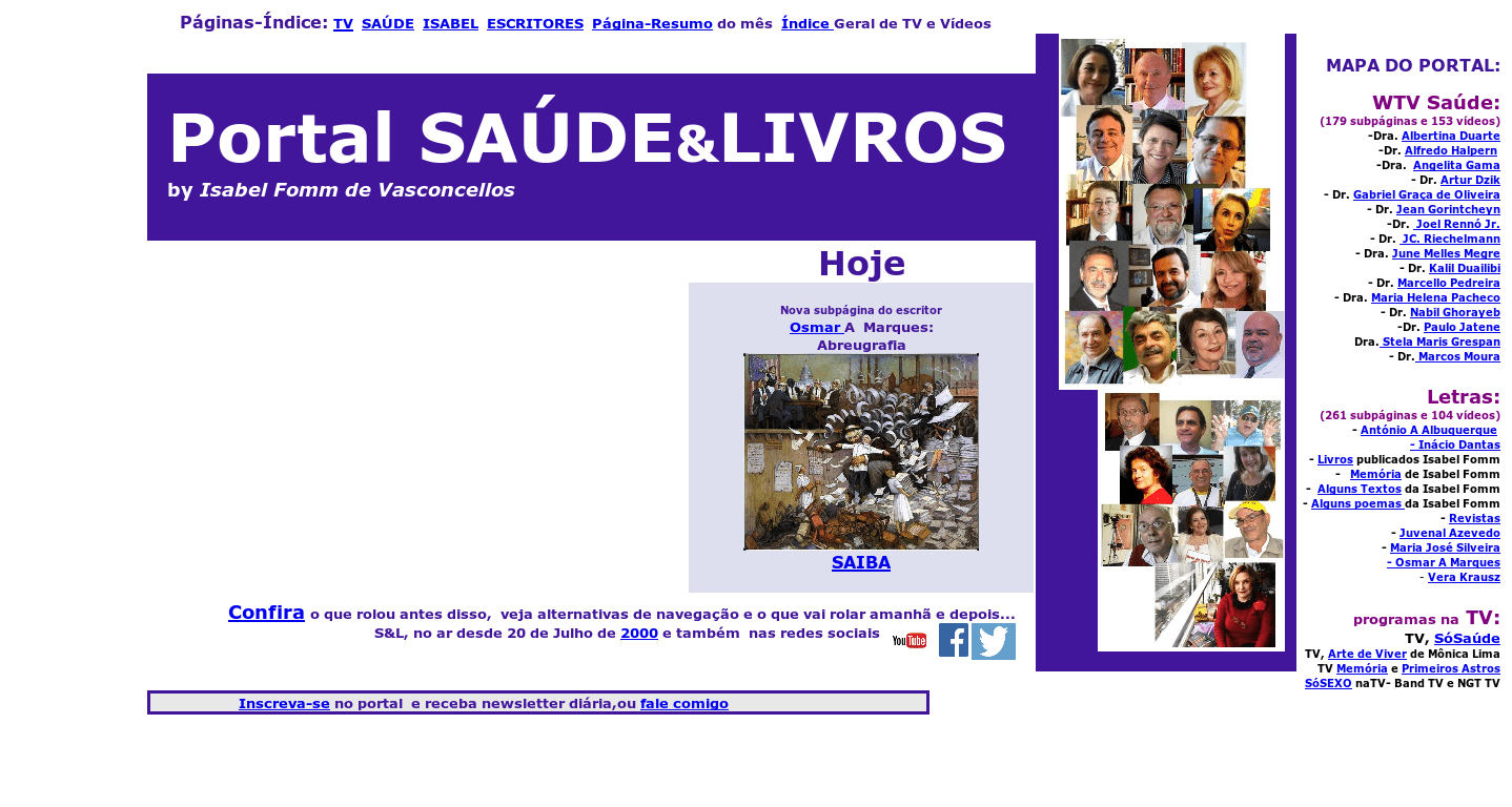 Arte Tv Newsletter Saude E Livros By Isabel Fomm De Vasconcellos Competitors Revenue