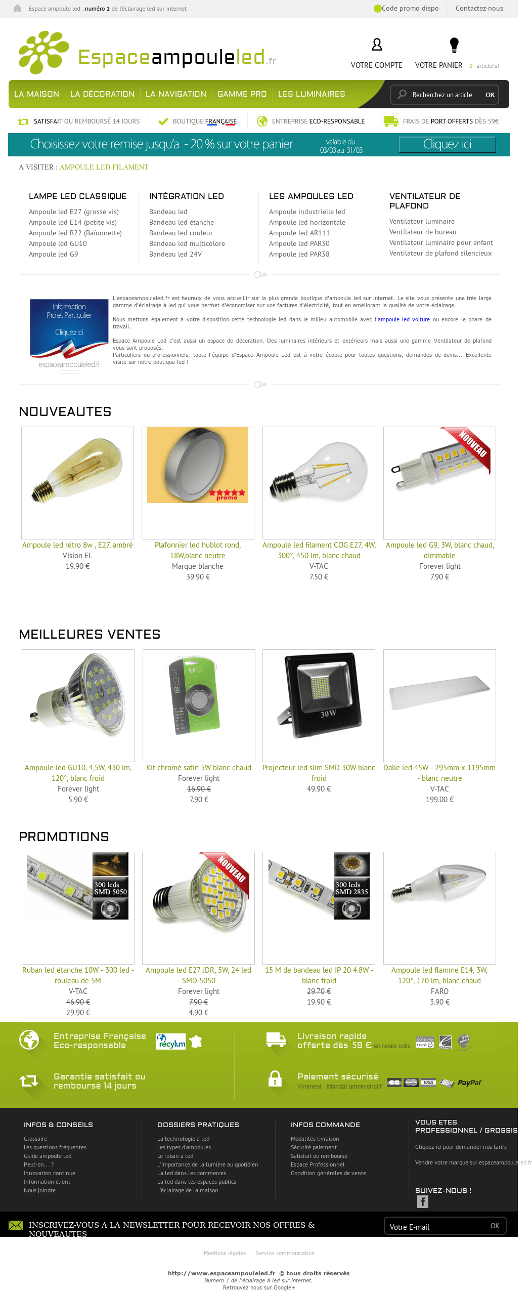 Ampoule Led à Vis Espace Ampoule Led Competitors Revenue And Employees Owler