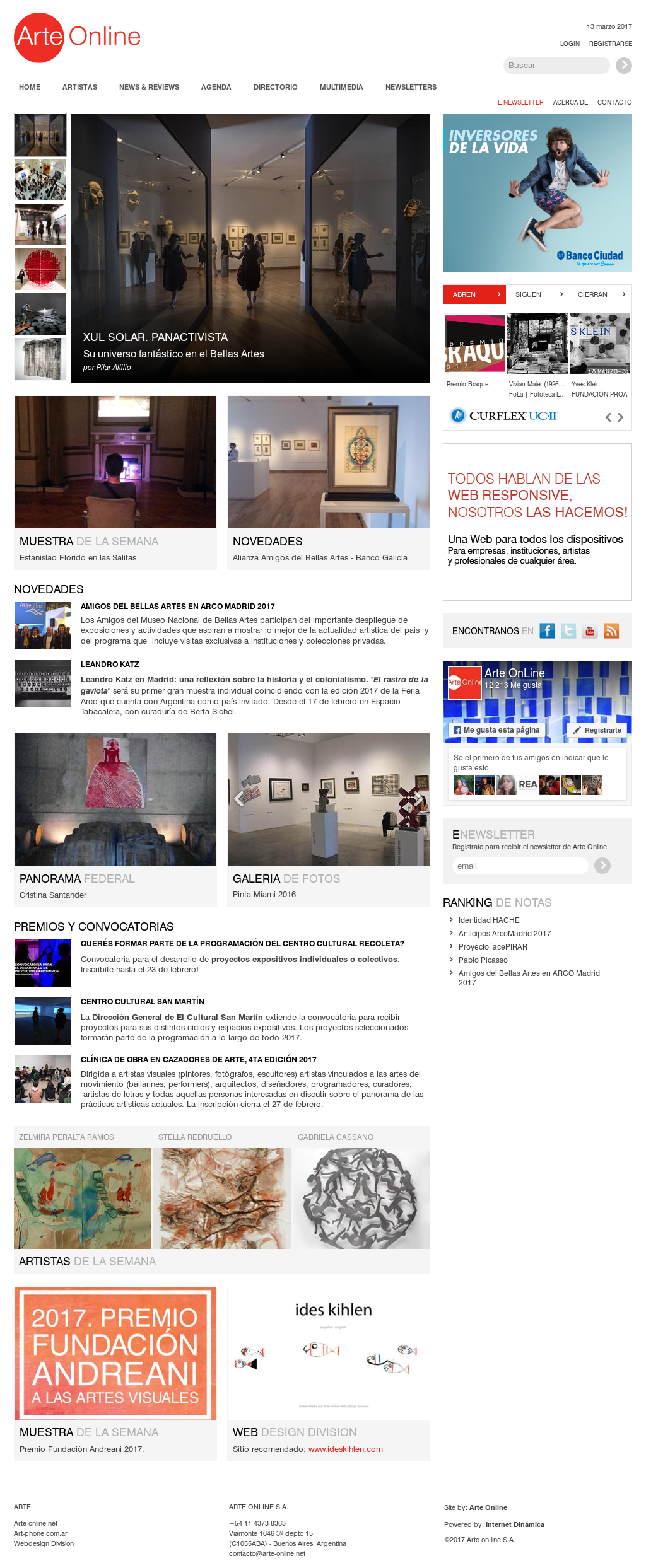 Arte Online Madrid Arte Online Competitors Revenue And Employees Owler Company Profile