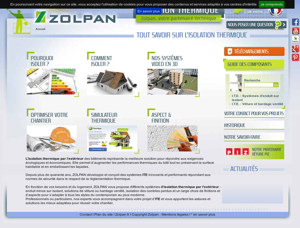 Isolation Thermique Extérieure Zolpan Zolpan Competitors Revenue And Employees Owler Company Profile