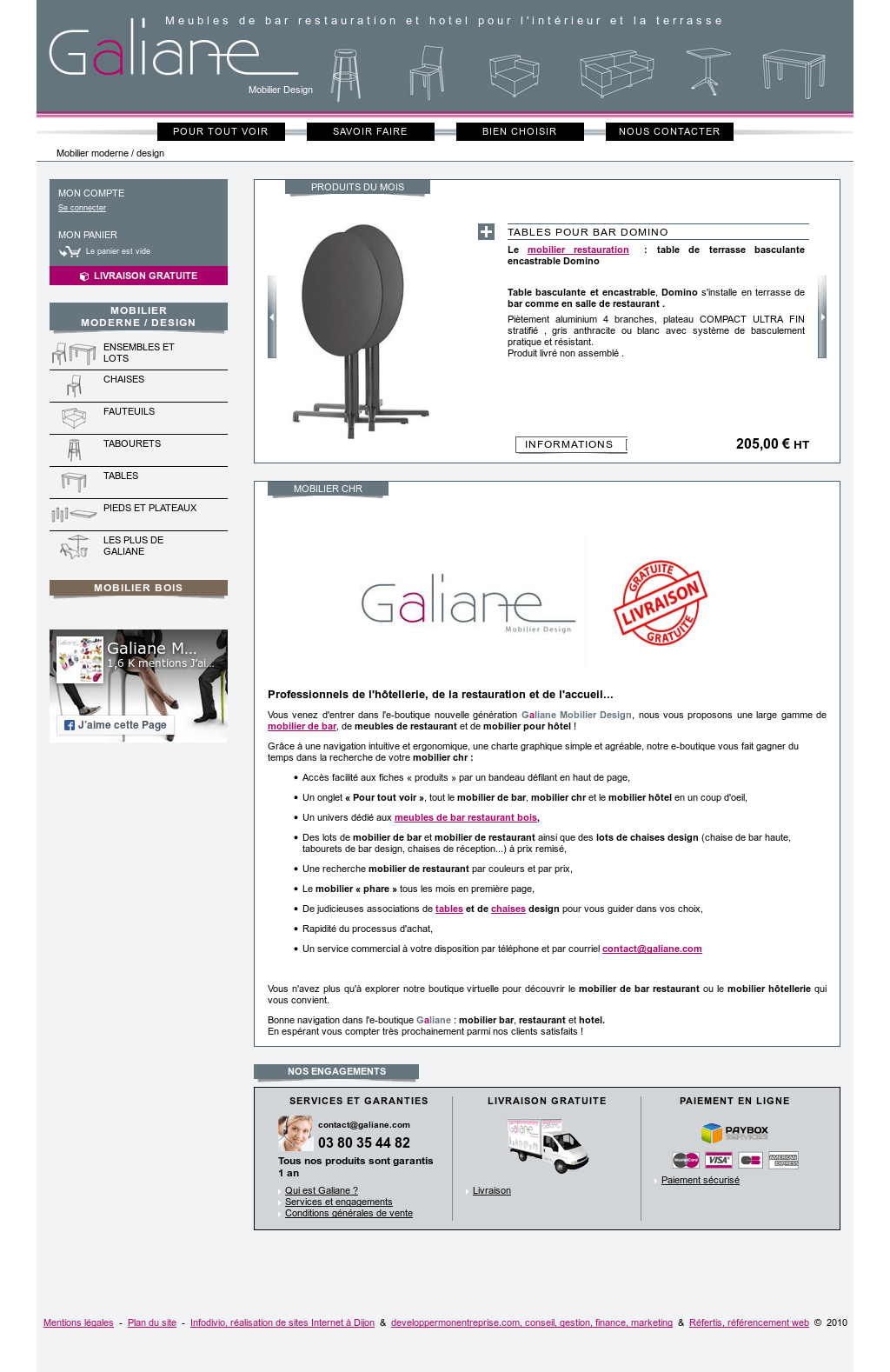 Achat Mobilier Restaurant Galiane Mobilier Design Competitors Revenue And Employees Owler