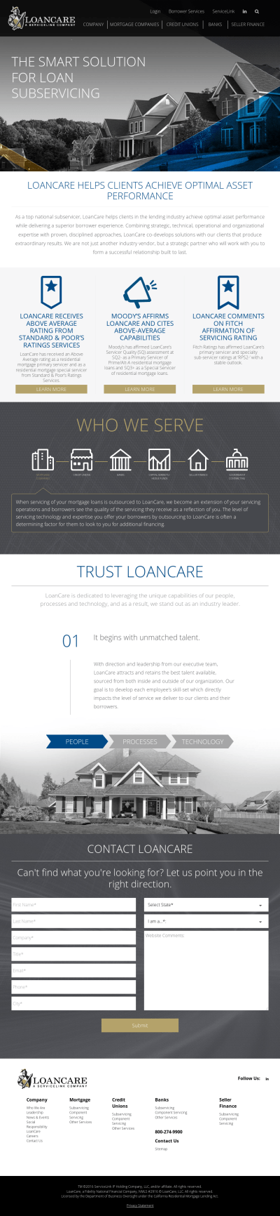LoanCare Competitors, Revenue and Employees - Owler Company Profile
