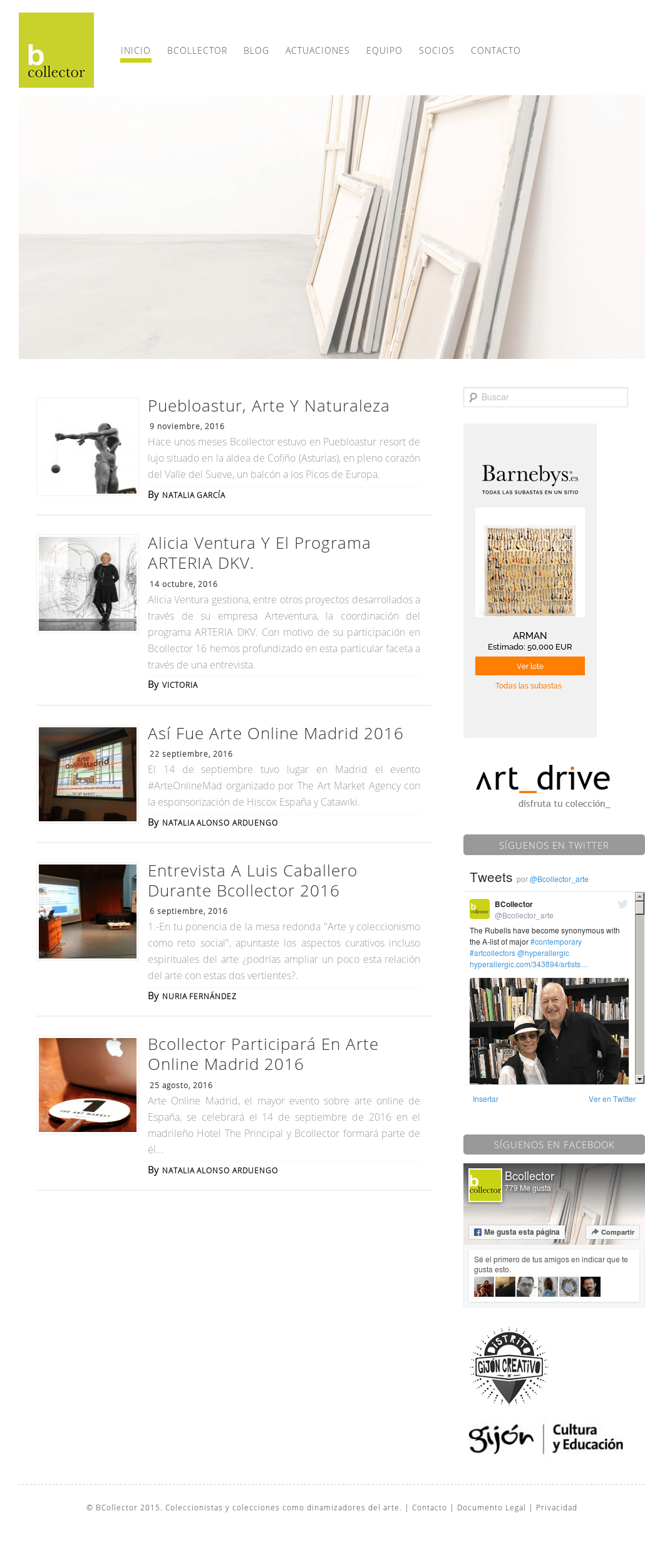Arte Online Madrid Bcollector Competitors Revenue And Employees Owler Company Profile