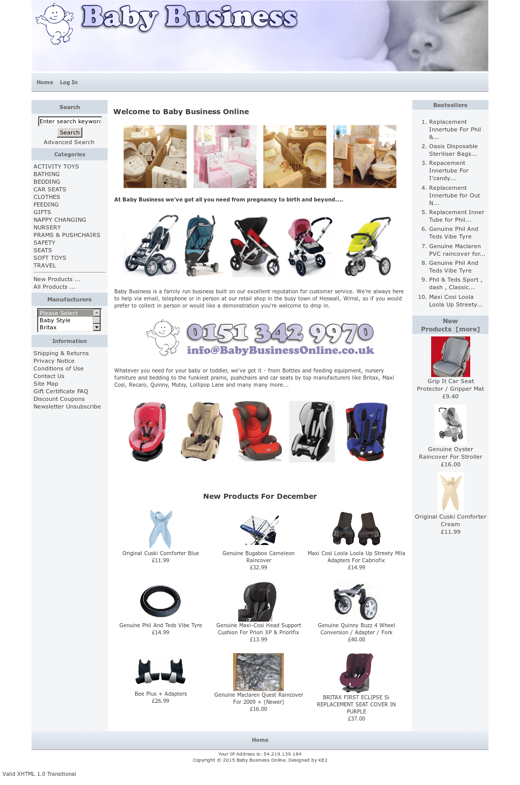 Maxi Cosi Loola Car Seat Adapters Baby Business Online Competitors Revenue And Employees