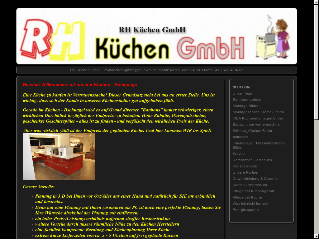 Ikea Küchen Rabatt Rh Kuechen Competitors Revenue And Employees Owler Company Profile