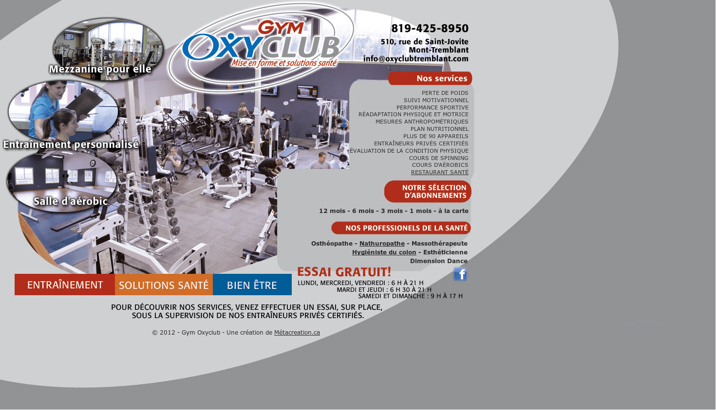 Garage Gym Vercors Gym Oxyclub Competitors Revenue And Employees Owler Company Profile