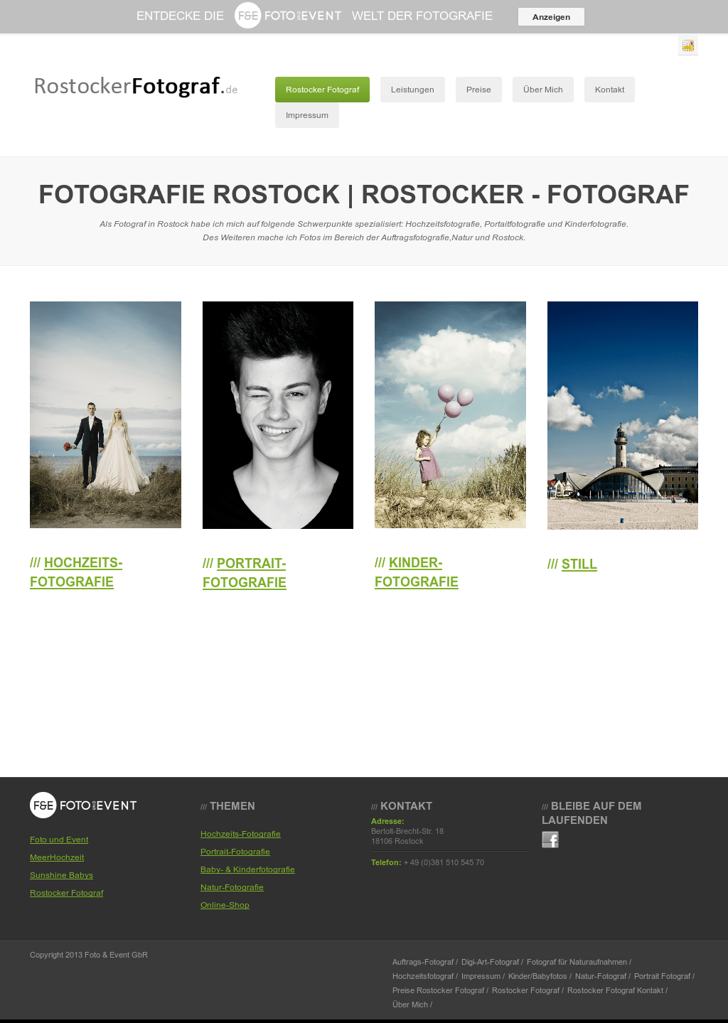 Fotograf In Rostock Rostocker Fotograf Competitors Revenue And Employees Owler