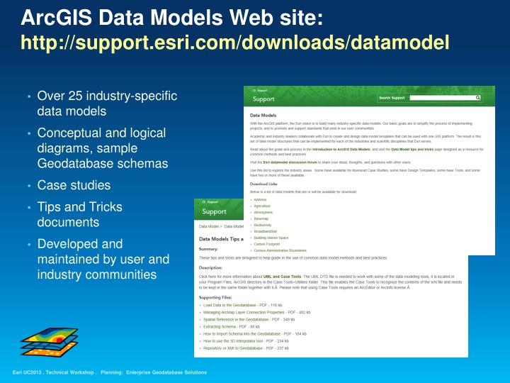 PPT - Planning Enterprise Geodatabase Solutions PowerPoint