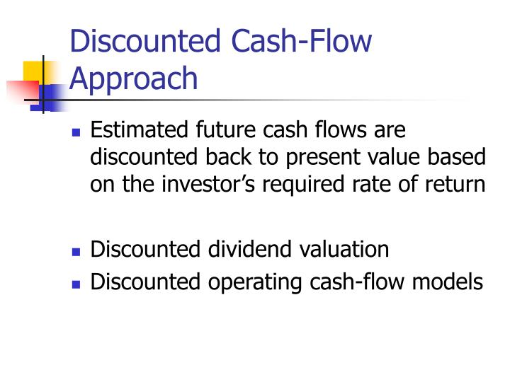 PPT - VALUATION PowerPoint Presentation - ID4095532