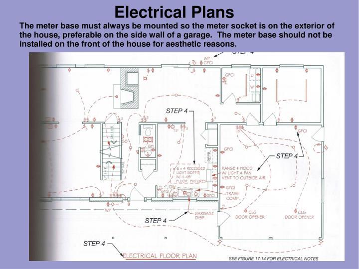Electrical Plan For Garage Wiring Diagram