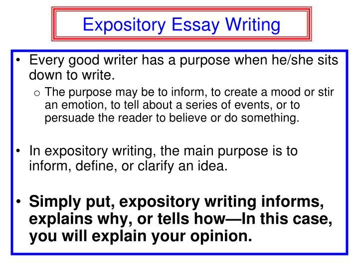 PPT - Essay Writing PowerPoint Presentation - ID4183435