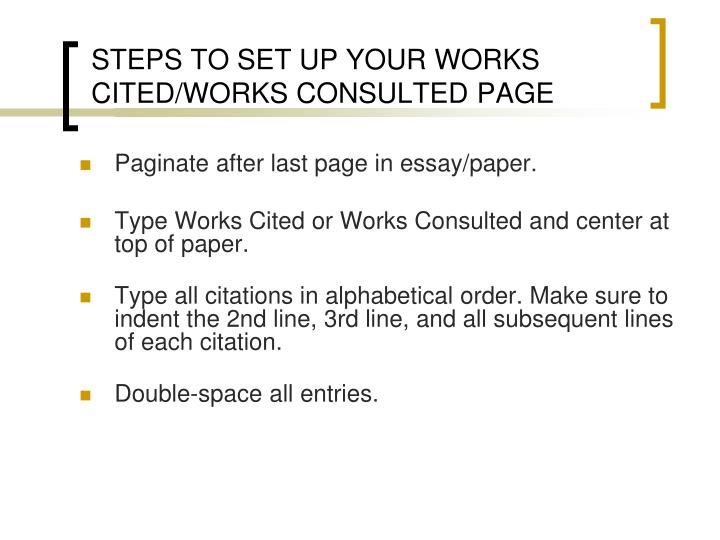 works cited essay essay works death penalty essay works cited - work cited layout