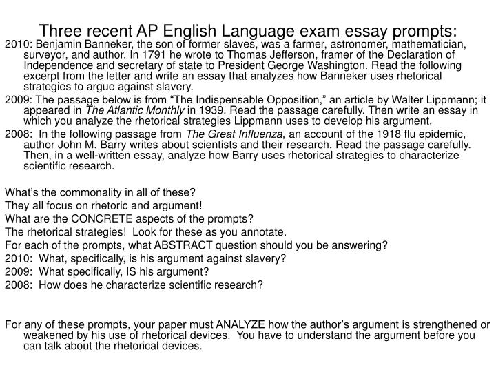 How To HELP YOUR KID ACE HER HOMEWORK How To Do ap language sample