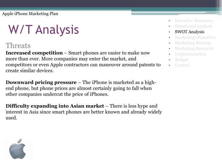 PPT - Apple iPhone Marketing Plan PowerPoint Presentation - ID4802747 - Making Smart Marketing Plan