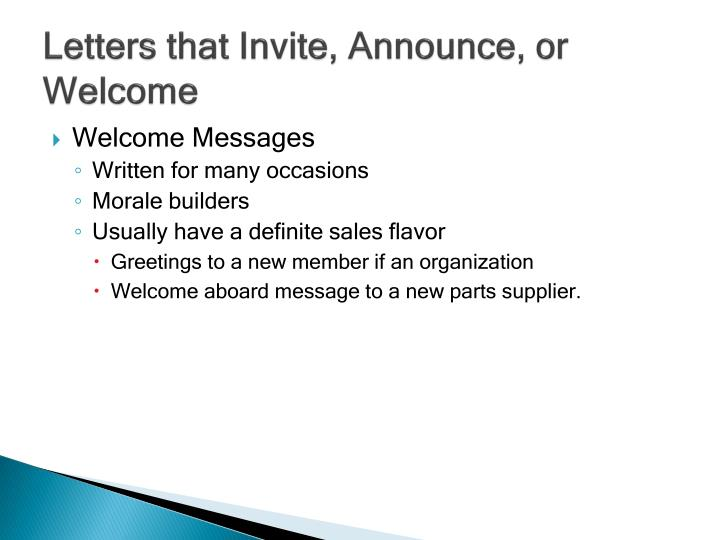 How To Write A Welcome Aboard Letter With Examples Welcome