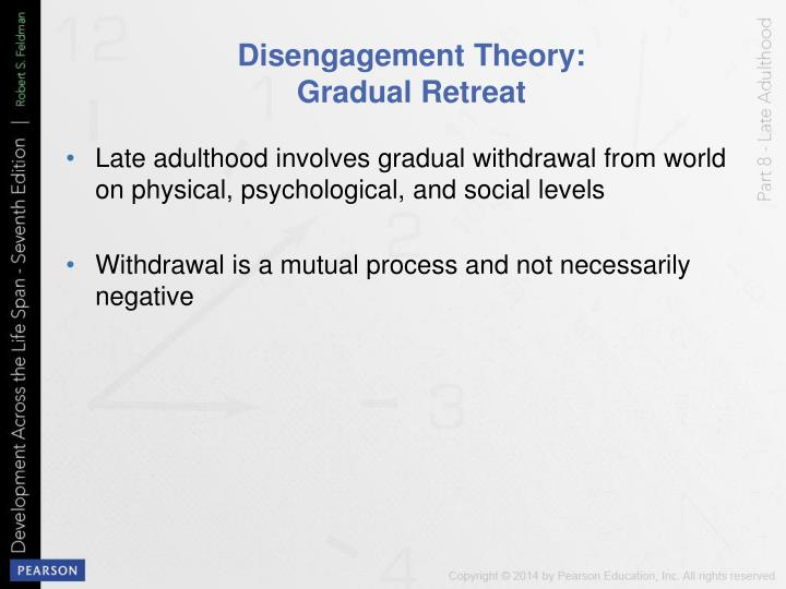 PPT - SOCIAL AND PERSONALITY DEVELOPMENT IN LATE ADULTHOOD