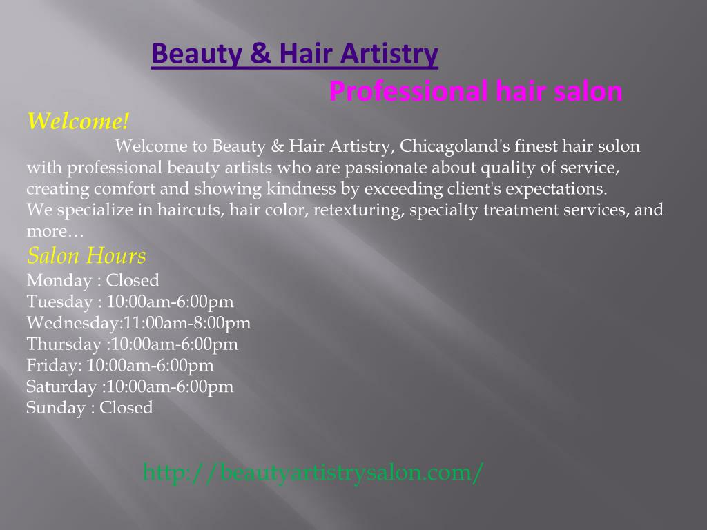 Ppt Hair Salon Keratin Treatment Special Occasion Hair Style Powerpoint Presentation Id 5334248